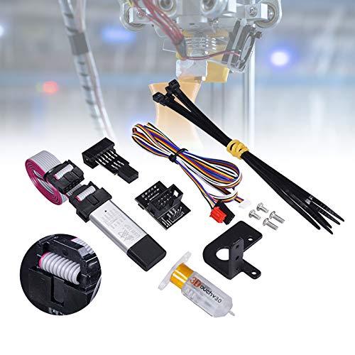 TWSOUL Zubehör für das BL Touch Auto Bed Leveling Sensor Kit, 3D Print BL Touch Geeignet für Ender-3/ Ender-3 Pro/Ender 5/ Ender 5 Pro/CR-10/ CR-10S/ CR 10 S4/ CR 10 S5/ CR-20