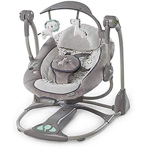 Song Mecedora Eléctrica para Bebés Mecedora Musical para Convencer A Los Artefactos del Bebé Mecedora Y Mecedora Chird Adecuada Desde El Nacimiento