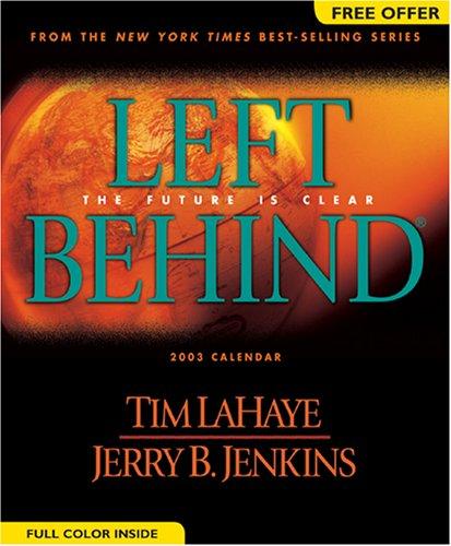 Download Left Behind Calendar 2003 0842357653
