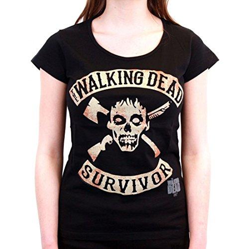 Walking Dead Survivor Fem Xl