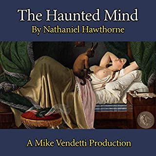 The Haunted Mind audiobook cover art