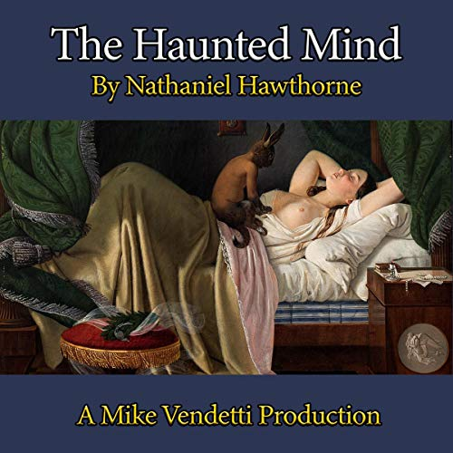 The Haunted Mind  By  cover art