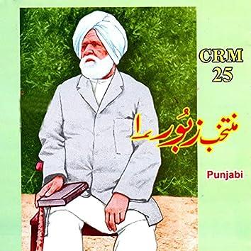 Muntakhib Zaboor