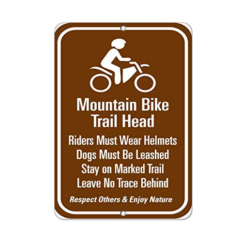 WENNUNA Mountainbike Traile Head Riders Moeten dragen Helmen Honden 8