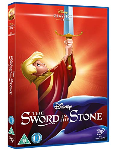 The Sword In The Stone [DVD] [1963]