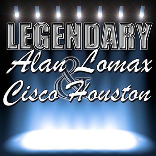 Alan Lomax & Cisco Houston