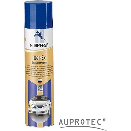 Auprotec Ölfleckentferner Öl Ex Ultra Ölfleck Entferner Aktiv Ölentferner Spray 1x 400ml Auto