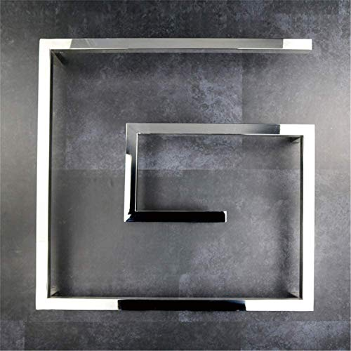 Toallero Eléctrico Calentador de toallas, toalla eléctrica Rieles más cálidos, Toalla Calentada...