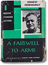 A Farewell to Arm, (Modern Standard Authors)