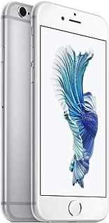 Apple iPhone 6s Silver 64GB SIM-Free Smartphone (Renewed)