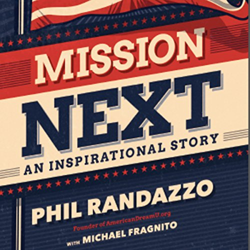 Mission Next audiobook cover art