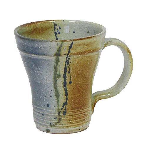 This pottery 9th anniversary gifts for him makes his morning coffee that much sweeter.