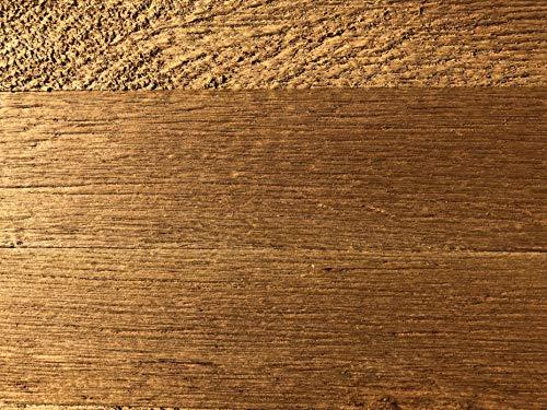 mywoodwall 3D Wandverkleidung Holz Natur Inkl Doppelseitiges Klebeband Bourbon Moderne Wandpaneele Selbstklebend Vintage Wohnzimmer Schlafzimmer Garderobe 0,945 m²