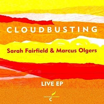 Cloudbusting (Live) - EP