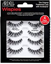 (1 Pack) - Ardell Natural Black Demi Wispies False Lashes (4 Pair)