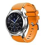 BarRan Huawei Watch GT Correa, 22MM Quick Release Edición Especial Deportes Recambio de Pulseras Ajustable Accesorios para Samsung Gear S3 Frontier/Classic,Galaxy Watch 46mm