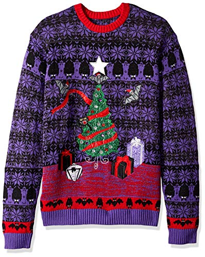 Christmas Tree Sweater for Mens