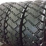 375/45R22 Tires - 17.5-25 20 PLY E3E LOADER TIRE, 17.5X25, (1 TIRE) ROAD CREW LOADER TIRES