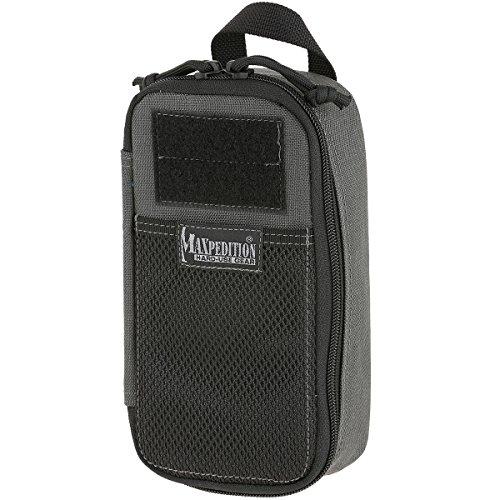 Maxpedition Skinny Pocket Organiser Bag, 20-inch, Wolf Grey