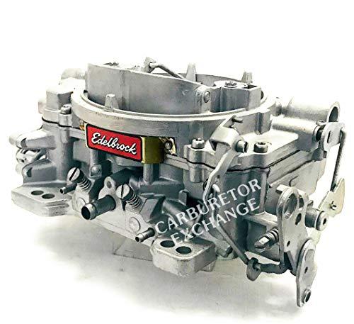 1405 Edelbrock Remanufactured Carburetor 600 CFM w/Manual Choke