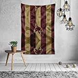 Texas State University Tapestry Wall Hanging Decor Blanket Dormitory Home Decoration Tapestry 60 X 40 Inch