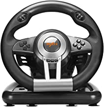 Car Game With Steering Wheel