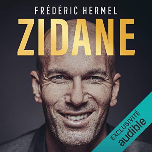 Page de couverture de Zidane