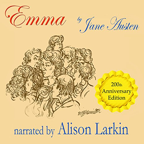 Emma - The 200th Anniversary Audio Edition audiobook cover art