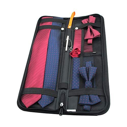 Men's Travel Tie Case Holder Storage For Travel