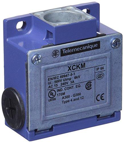 Telemecanique psn - det 08 01 - Cuerpo interruptor posición contacto cerrado+contacto cerrado