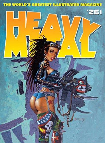 Heavy Metal #261 (English Edition)