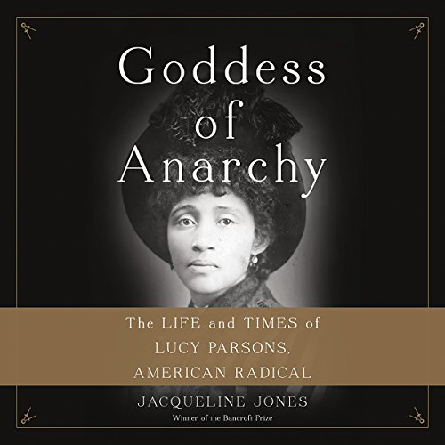Goddess of Anarchy audiobook cover art
