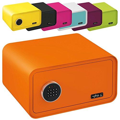 MySafe Tresor Design Safe - Caja fuerte (230 x 430 x 350 mm,