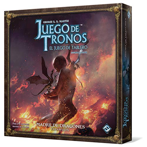 Fantasy Flight Games - Madre de Dragones - Español (VA103ES)