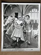 GA19 Vagabond King KATHRYN GRAYSON Studio Still. This is a vintage photograph NOT a video or DVD. These vintage photographs were displayed in movie theaters to advertise the film. Lobby cards measure 11 by 14 inches.