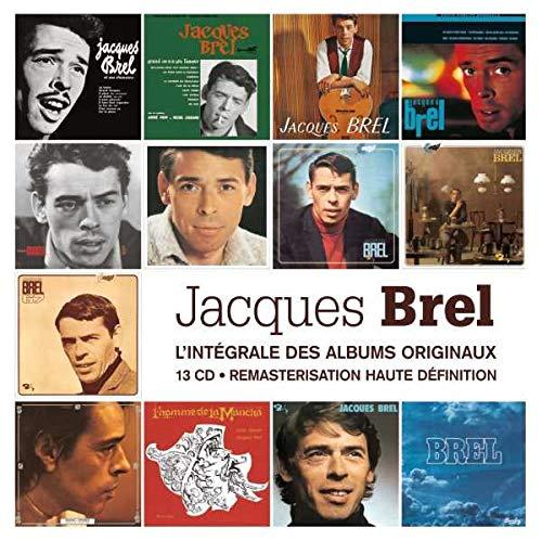 L\'Intégrale des albums Studio (Coffret 13 CD)