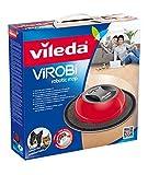 Vileda 136135 Virobi – Staubwischroboter mit elektrostatischen Staubpads - 2