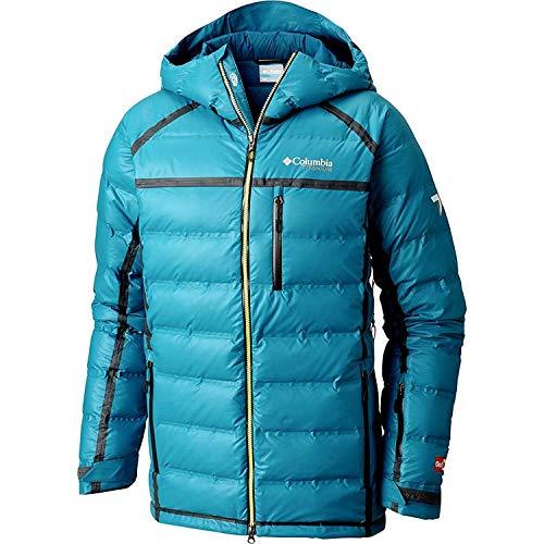 Columbia Titanium Outdry Ex Diamond Down Insulated Puffer Jacket Men's (XL) Phoenix Blue