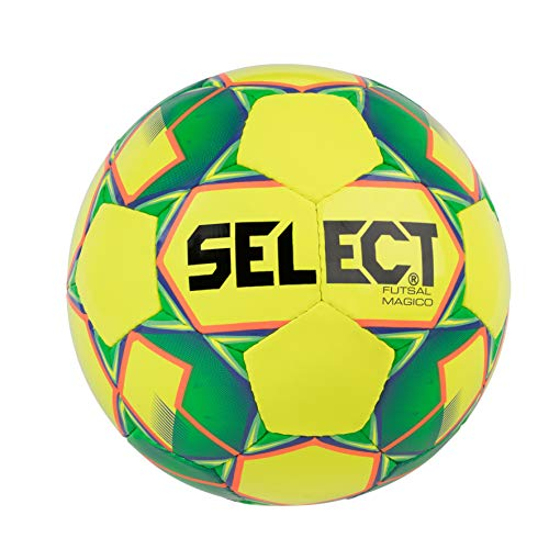 Select Futsal Magico, Yellow/Green, Senior