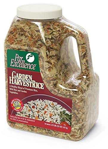 Garden Harvest Rice -- 6 Case 3.25 Pound -- 1 Each
