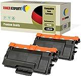 TONER EXPERTE TN3480 TN-3480 Toner compatibile per Brother HL-L5000D HL-L5100DN HL-L5200DW HL-L6300DW HL-L6400DW DCP-L5500DN DCP-L6600DW MFC-L5700DN MFC-L5750DW MFC-L6800DW