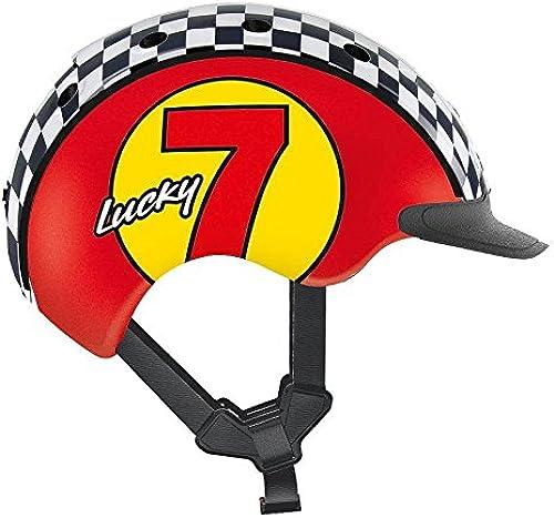 Casco Mini 2 Lucky7 rot S (52-56cm)