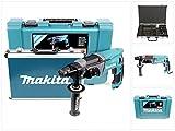 [page_title]-Makita HR2470 Bohrmaschine mit Bohrer und Meißelset, 780 W, 220 V