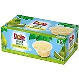 Dole Diced Pears 100 % Fruit Juice 16 Cups 4 Oz Net Wt 64 Oz,, ()