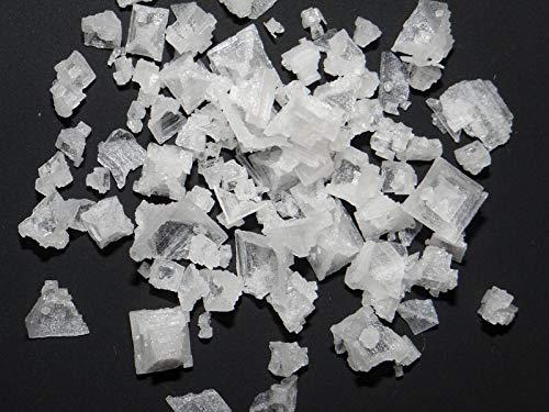 pikantum Pyramidensalz | 1kg | Fleur de Sel aus Indien | Fingersalz | Finishing Salz