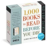 1000 Books to Read Before You Die Page-A-Day Calendar 2021