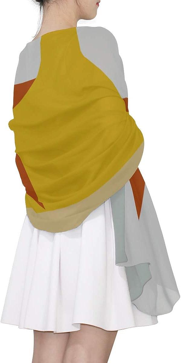Travel Scarfs For Women Kawaii Cute Yellow Fish Lightweight Fashion Scarfs For Women Lightweight Women Scarf Lightweight Lightweight Print Scarves Lightweight Scarfs For Girls Womens Lightweight Scar
