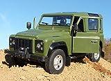 WIM-SHOP RC Land-Rover Defender mit LICHT Länge 28cm Ferngesteuert 40MHz