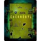 チェルノブイリ 限定スチールブック仕様 [Blu-ray ※日本語無し](輸入版) -Chernobyl Steelbook-