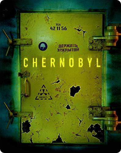 Chernobyl Steelbook (2 Blu-Ray) [Edizione: Regno Unito]
